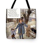 Richardson: Mother Goose Tote Bag by Granger