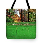 Ridgewood Golf And Country Club Tote Bag by Frozen in Time Fine Art Photography
