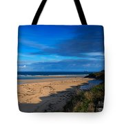Riviere Sands Cornwall Tote Bag by Louise Heusinkveld