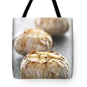 Roasted Garlic Bulbs Tote Bag by Elena Elisseeva
