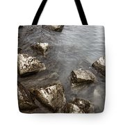 Rocky Tote Bag by Margie Hurwich