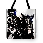 Rogue Of The Road Tote Bag by Seth Weaver