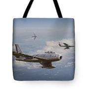 'rolling Home' Tote Bag by Pat Speirs