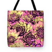 Romantic Chicks Tote Bag by Ann Johndro-Collins