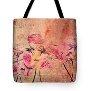 Romantiquite - 44bt22 Tote Bag by Variance Collections
