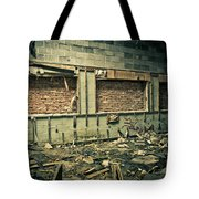 Room With A View Tote Bag by Priya Ghose