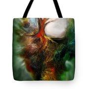 Roots Tote Bag by Carol Cavalaris