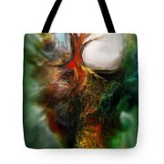 Roots Tote Bag by Carol Cavalaris