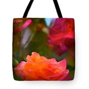 Rose 191 Tote Bag by Pamela Cooper