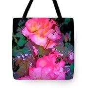 Rose 193 Tote Bag by Pamela Cooper