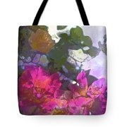 Rose 206 Tote Bag by Pamela Cooper