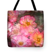 Rose 210 Tote Bag by Pamela Cooper