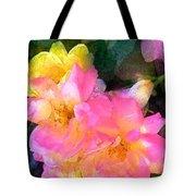 Rose 211 Tote Bag by Pamela Cooper