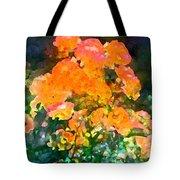 Rose 215 Tote Bag by Pamela Cooper