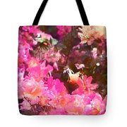 Rose 216 Tote Bag by Pamela Cooper