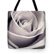 Rose Tote Bag by Adam Romanowicz