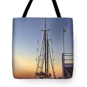 Roseway Tote Bag by Joann Vitali