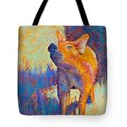 Rosie Tote Bag by Tracy L Teeter