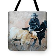 Roundup Tote Bag by Isabella Abbie Shores