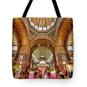 Royal Exhibition Building II Tote Bag by Ray Warren