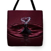 Rubies And Diamonds Tote Bag by Susan Candelario