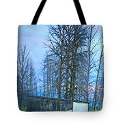 Rural Character Tote Bag by Gwyn Newcombe