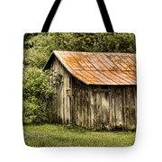 Rustic Tote Bag by Heather Applegate