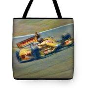 Ryan Hunter-reay Tote Bag by Blake Richards
