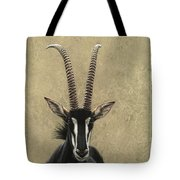 Sable Tote Bag by James W Johnson