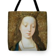 Saint Catherine Tote Bag by Goossen van der Weyden