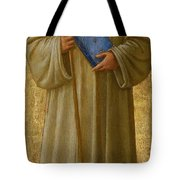 Saint Romuald Tote Bag by Fra Angelico