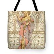 Saint Thomas Tote Bag by English School