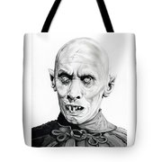 Salem's Lot Tote Bag by Fred Larucci
