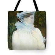 Sally Fairchild Tote Bag by John Singer Sargent