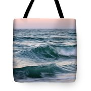 Saltwater Soul Tote Bag by Laura Fasulo