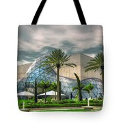 Salvador Dali Museum Tote Bag by Mal Bray