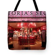 San Francisco Victoria's Secret Store - 5d20652 Tote Bag by Wingsdomain Art and Photography