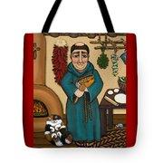 San Pascual Tote Bag by Victoria De Almeida
