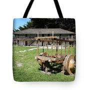 Sanchez Adobe Pacifica California 5d22653 Tote Bag by Wingsdomain Art and Photography