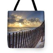 Sand Dunes   Tote Bag by Debra and Dave Vanderlaan