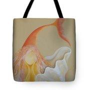 Sand Soul Tote Bag by Catt Kyriacou