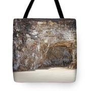Sandstone Cave Tote Bag by Douglas Barnard