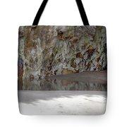 Sandstone Cave V2 Tote Bag by Douglas Barnard