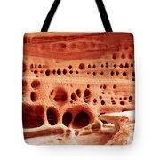 Sandstone City Tote Bag by Aidan Moran