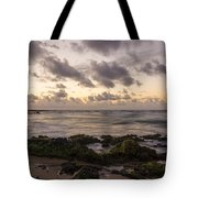 Sandy Beach Sunrise 10 - Oahu Hawaii Tote Bag by Brian Harig