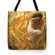 Santita  Tote Bag by Mia Tavonatti