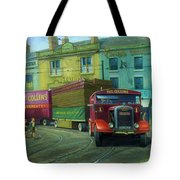 Scammell Showtrac Tote Bag by Mike  Jeffries