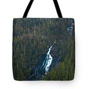 Scenic Waterfall Tote Bag by Robert Bales