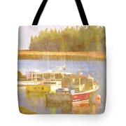 Schoodic Peninsula Maine Tote Bag by Carol Leigh