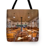 Schools Out For Summer   Tote Bag by L Wright